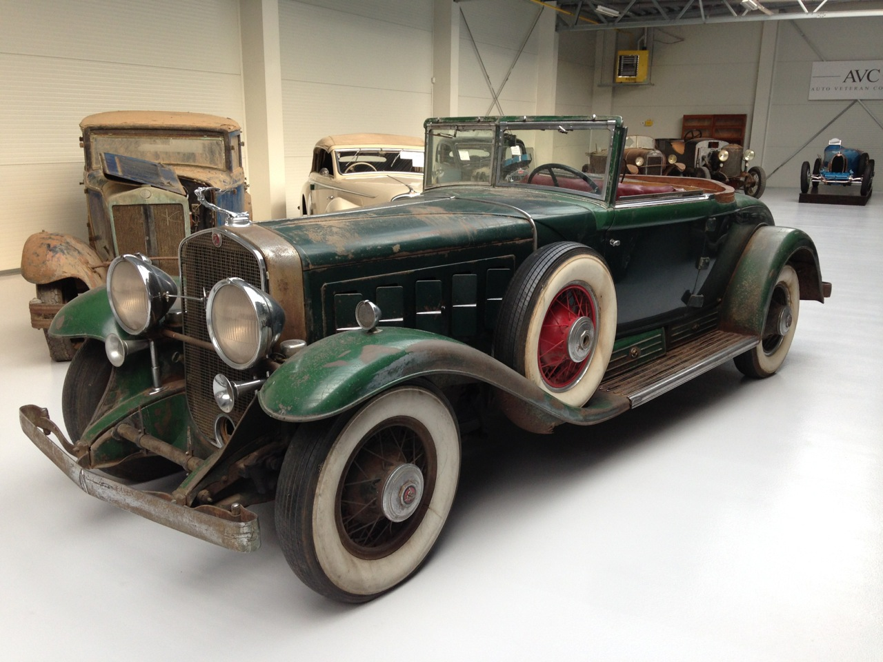 AVC - 1930 Cadillac V16 for sale