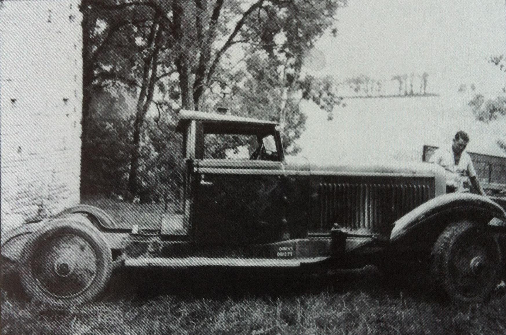 AVC - 1925 Hispano Suiza H6B for sale