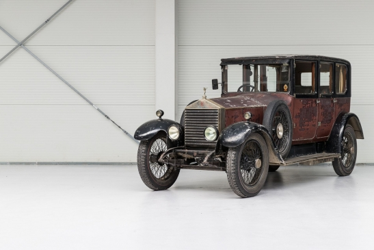 1923 Rolls-Royce 20HP Limousine by Windovers
