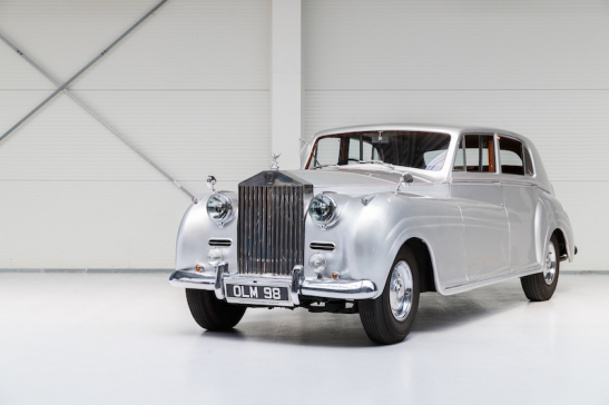 1953 Rolls-Royce Silver Wraith by James Young